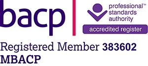 BACP Logo 300px - About Me